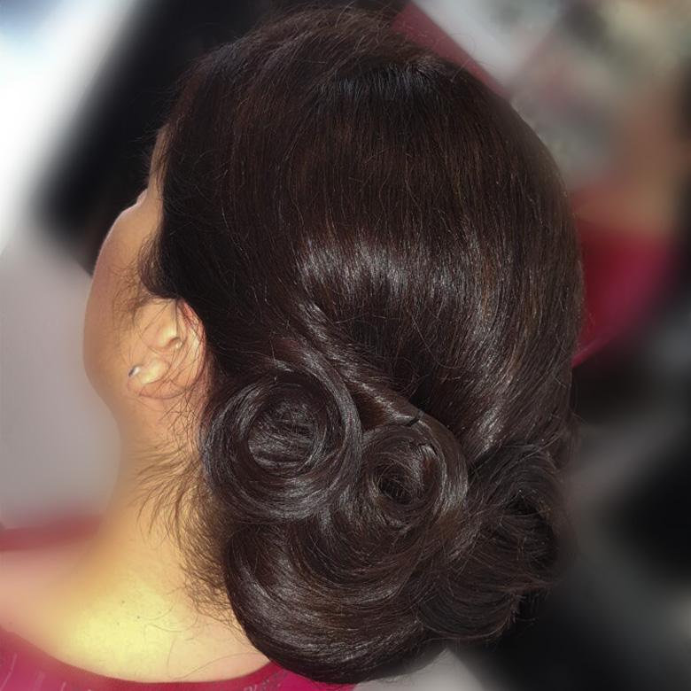 Recogidos peluquería Torrelodones