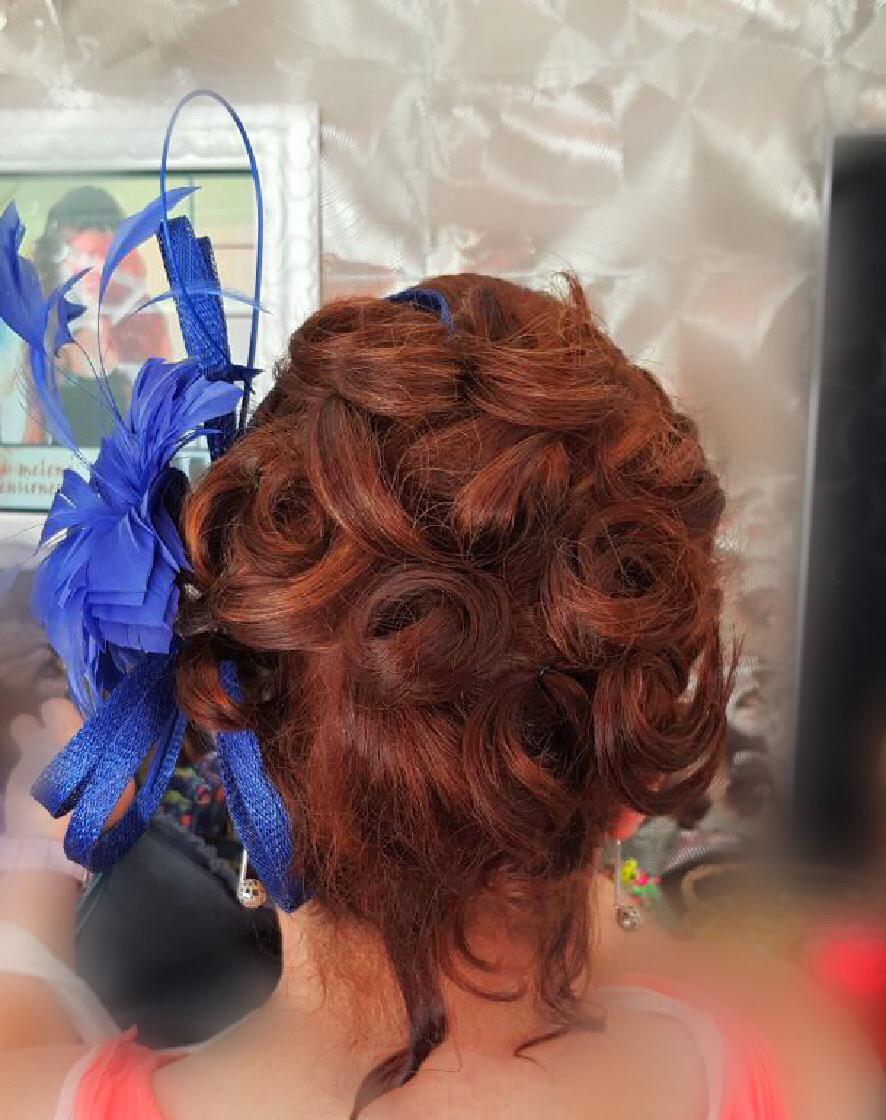 Peinados fiesta – Peluquería A6 Madrid